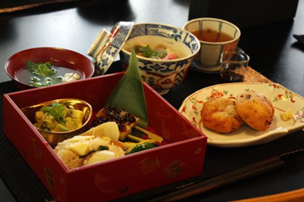 2012年3月 精進料理Ⅱ