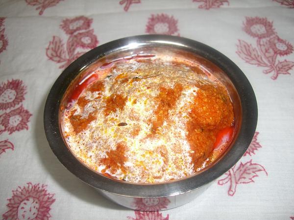 バターチキンカレー インド料理