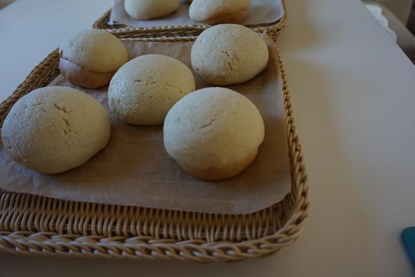 1.18「メロンクリームパン」Eさんの作品