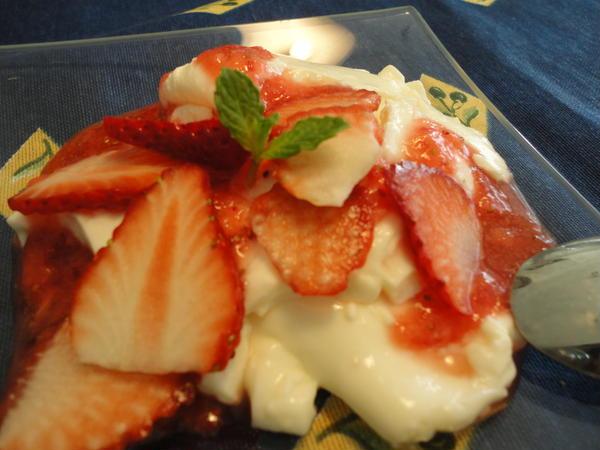 イチゴ好き集合〜!