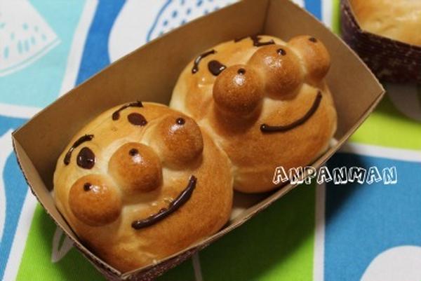 仲良しパン♪
