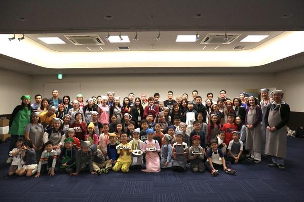 ようこそ香港からの40組の親子ツアーレッスン!