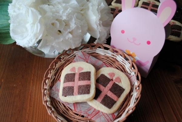 7月のメニュー【アイスボックスクッキー】