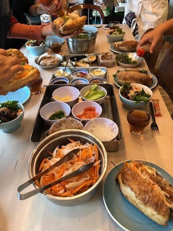 ベトナム料理ビンヤンさんとのコラボ教室