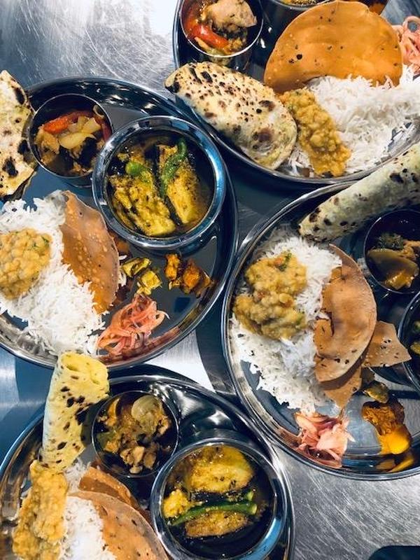 東ベンガル。珍しい地域の料理をいろいろ作ります。