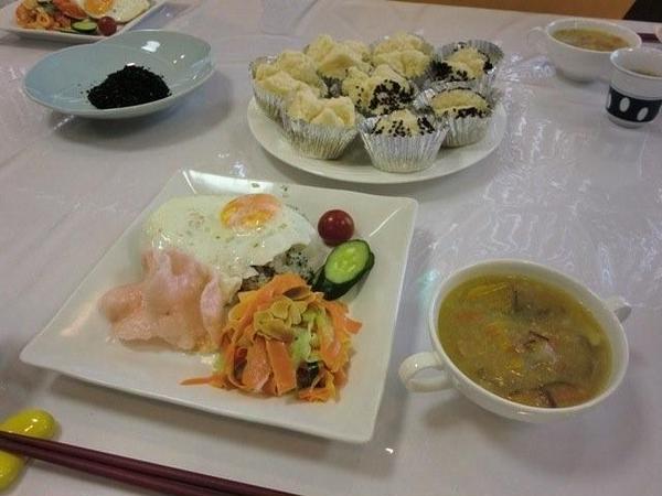 小学校家庭科強化研修 ・料理教室