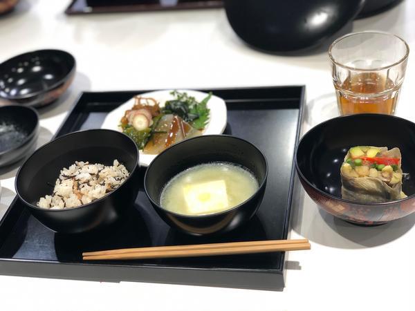 茶懐石精進料理クラス