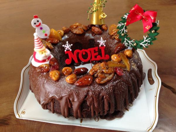 2013 クリスマスケーキ