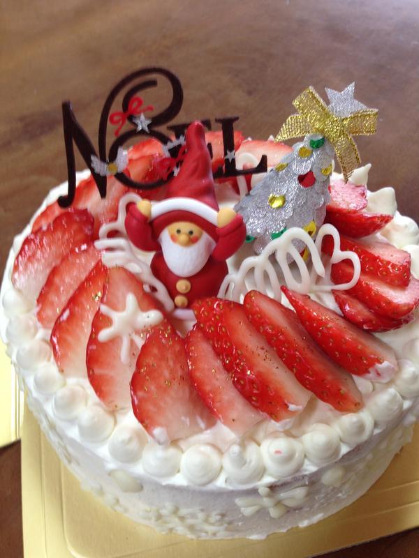 2014 クリスマスケーキ
