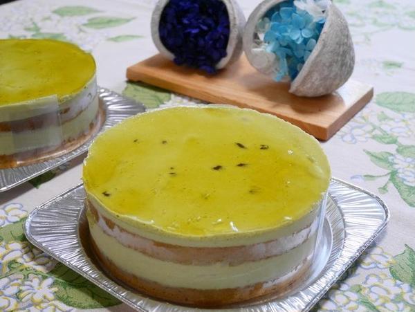 洋菓子の体験レッスン 抹茶のムースケーキ おひとり1台です♪