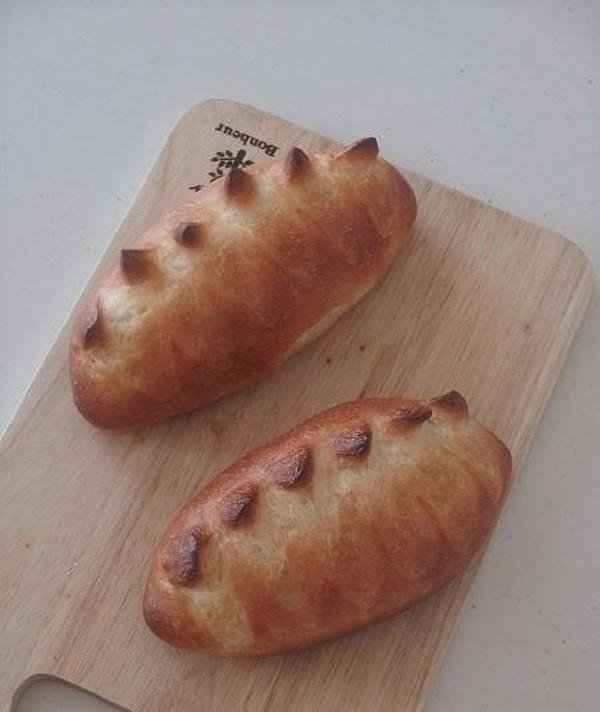 <5月レッスン>  パン・オ・レ