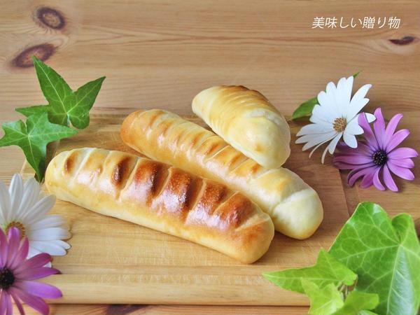 うまみたっぷりのパン、ヴィエノワ♪