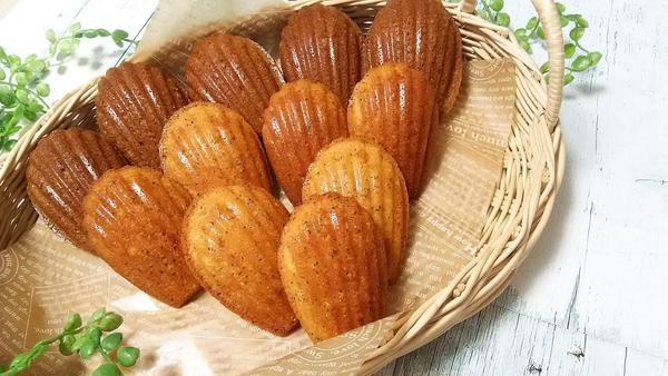 パンの発酵待ち時間を使ってお菓子も作ります♪