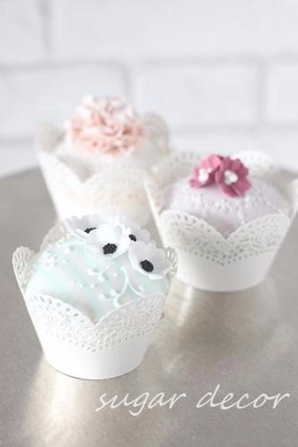 カップケーキサンプル☆コースレッスン