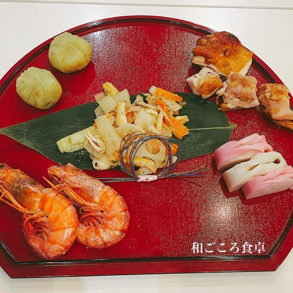 中高生の家庭料理教室 12月おせちの会
