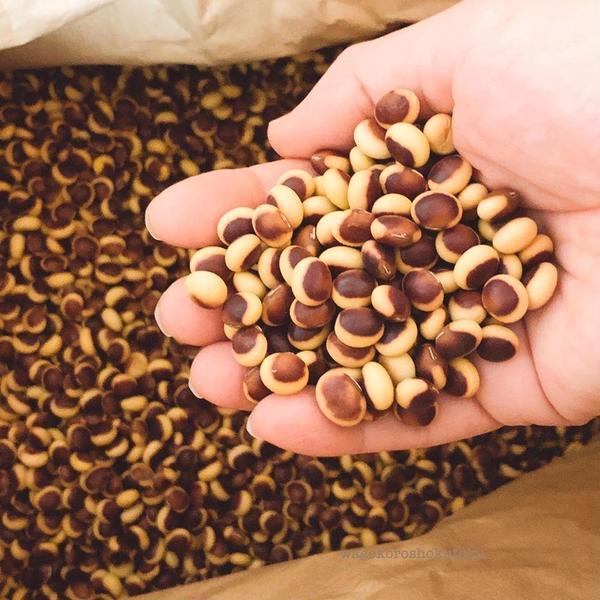 味噌づくりでは選べる大豆希で少な在来種にこだわっています。