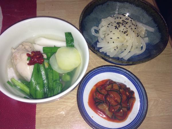 韓国人も一部しか知らない有名な料理なんですよ