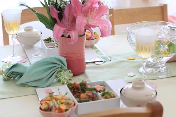 春のおもてなし和食