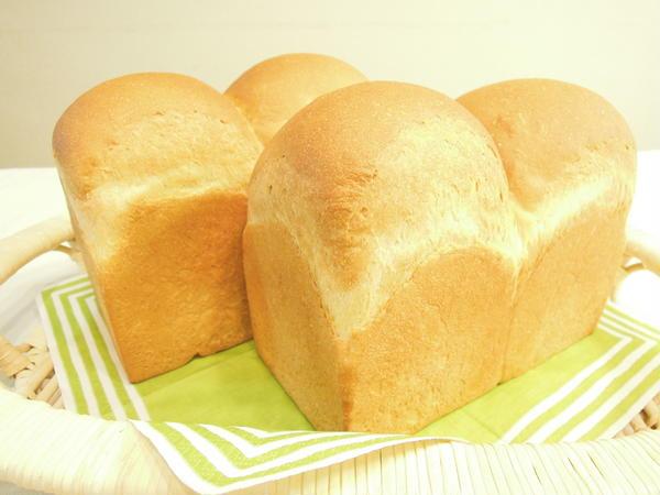 山形食パン(JHBSファミリーコースレッスン)