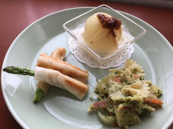ある玄米菜食の日