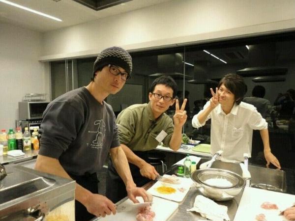 出張料理教室♪