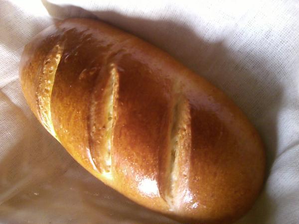 初心者の方にも作りやすい。 チーズパン