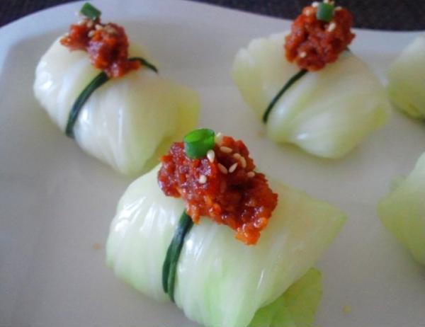 ヘルシーで、美味しい韓国料理を紹介します。