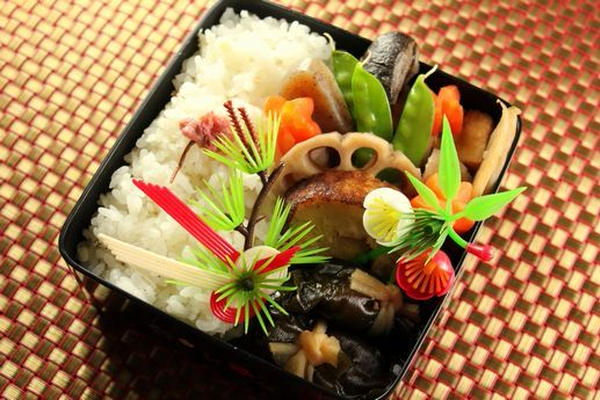 2012年12月【お弁当講座】メニュー:おせち料理