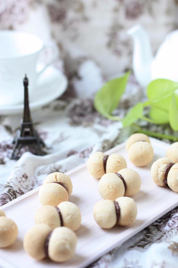 バーチ・ディ・ダーマ イタリアの伝統菓子