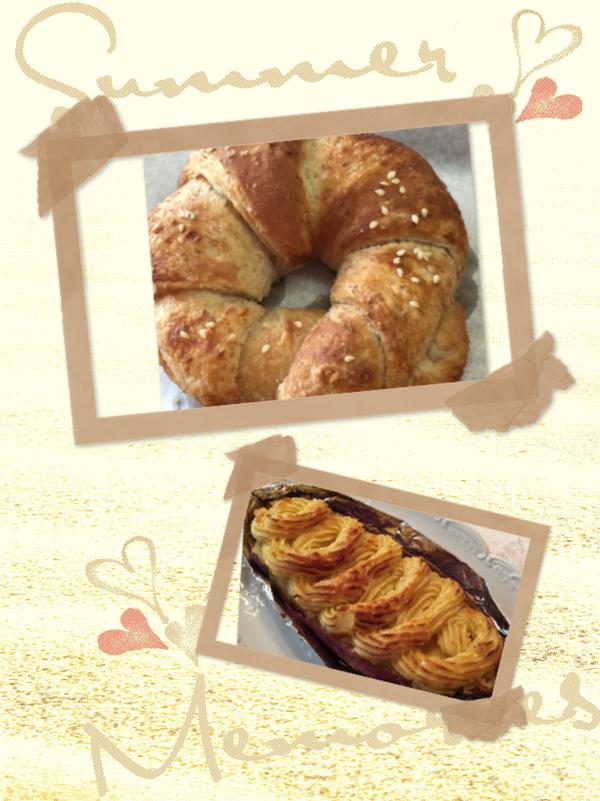 時短パンレッスン 毎回色々なパン、お菓子を作ります