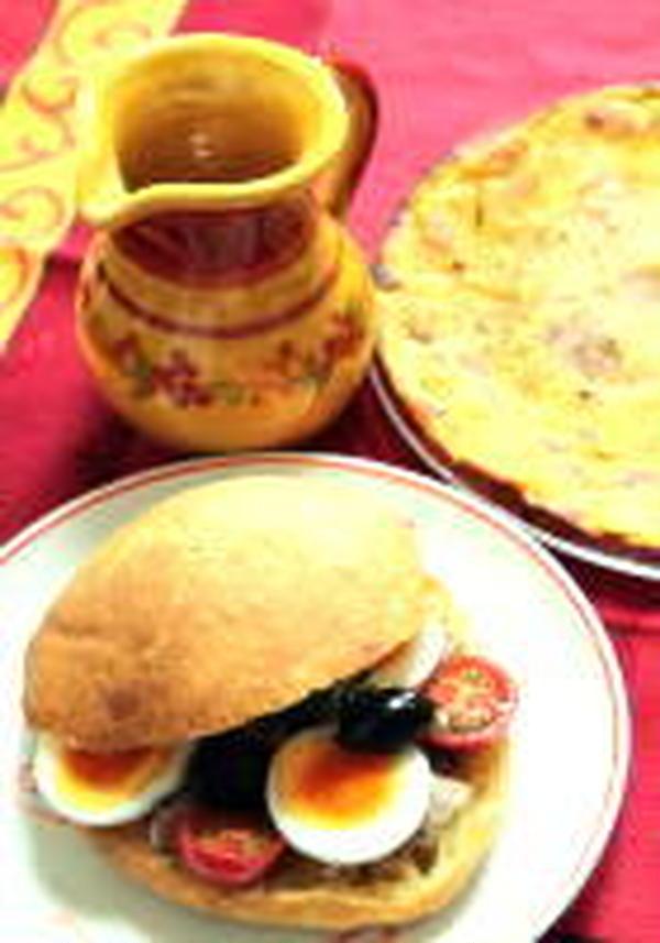 パンとフランス地方・家庭料理のマリアージュも学べます