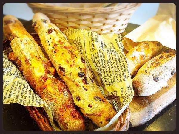 バトンフロマージュ フルーツ&クリチとナッツ&チーズ