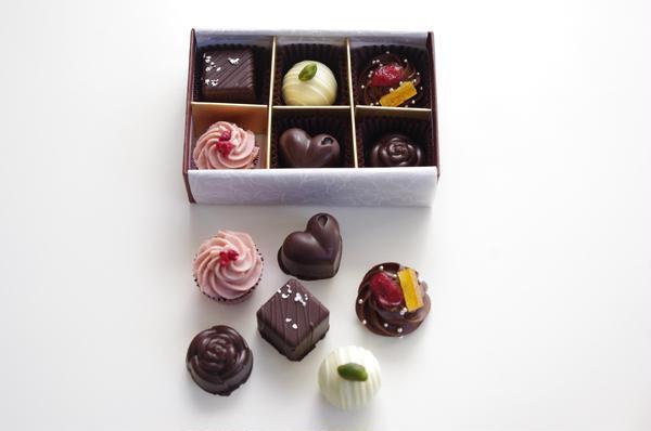 2017バレンタインチョコレート