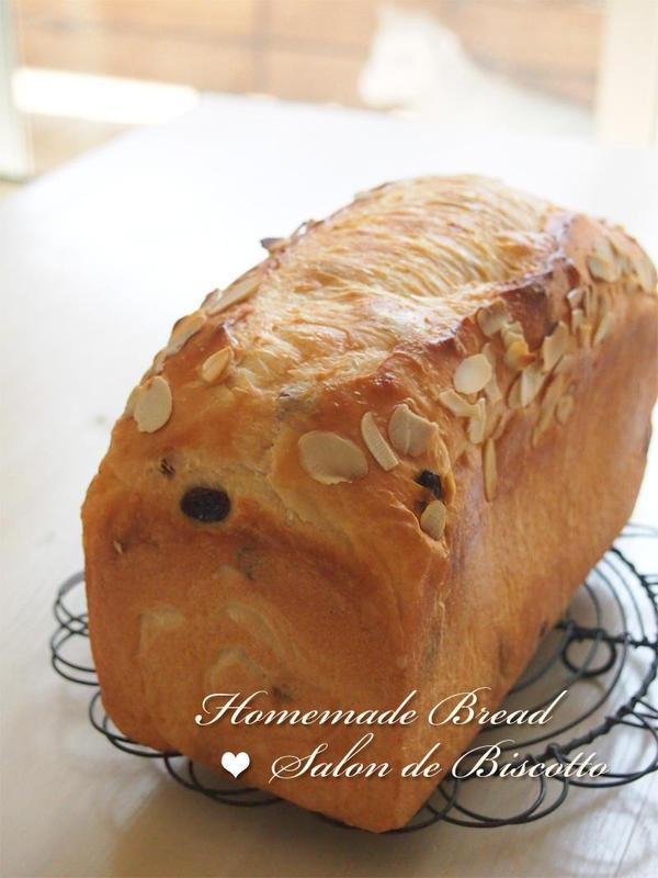 ふんわり食パンも、カッコよく!