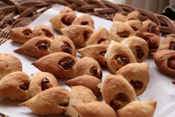2015年春のパンレッスンです。ベーコンエピ