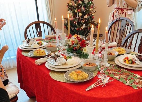 クリスマス料理 基礎クラス