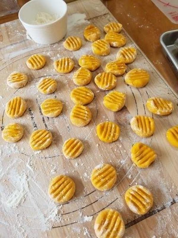 手作りのニョッキはイタリア仕込みの美味しいレシピ。