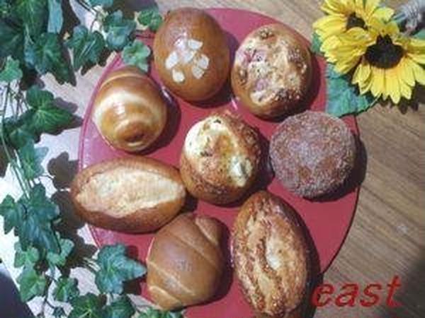 6月パン 色々選べる基本パン