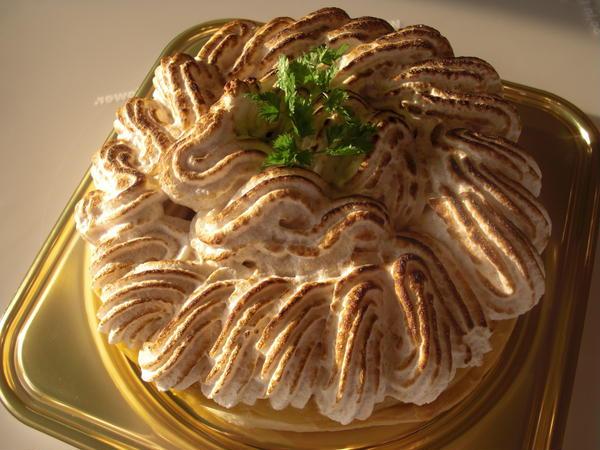 基本から始める「スイーツお菓子」イタリアンメレンゲのタルト