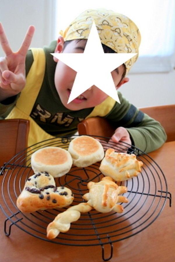春休みはbiyori*-kids開催♪子どもパン教室。