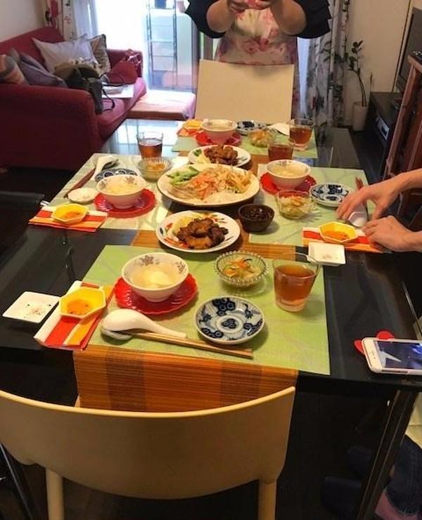 中華料理レッスン