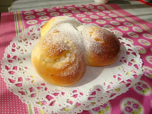 はじめての方はミルキーロールパンにトライ!