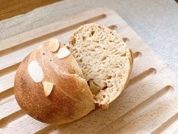 10月単発レッスン「黒糖パン」