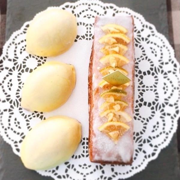 プライベートレッスン♪ レモンケーキ
