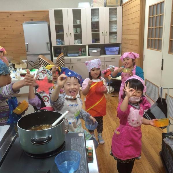 キッズ料理教室は笑顔がたくさん!とっても楽しい教室です