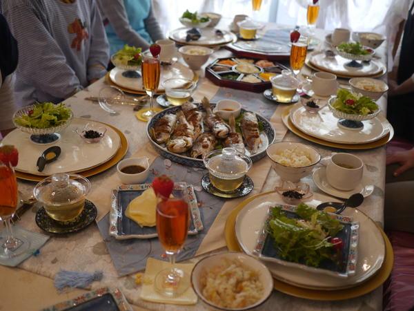 韓国宮中料理でおもてなし