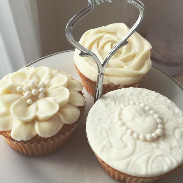 カップケーキ体験レッスン