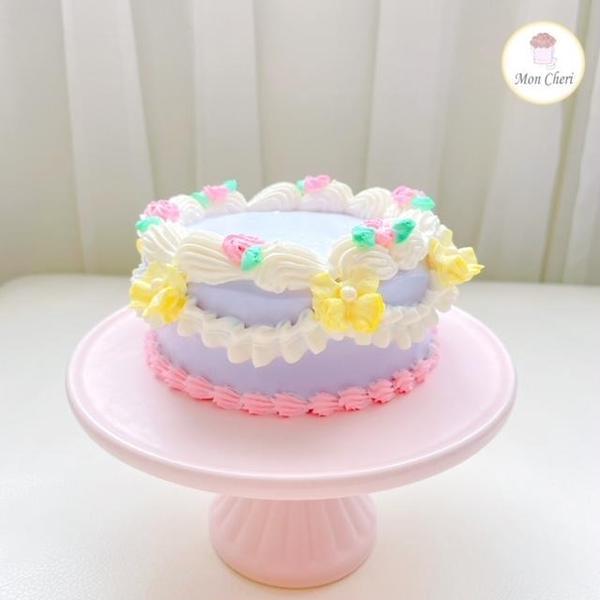 ホイップクリームケーキ体験レッスン