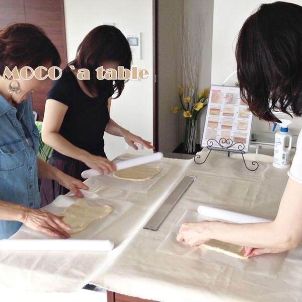 初心者さん♡大歓迎 ワイワイ楽しくパン作り~♪