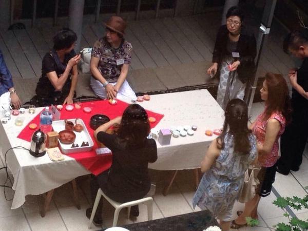 中国茶会イベント